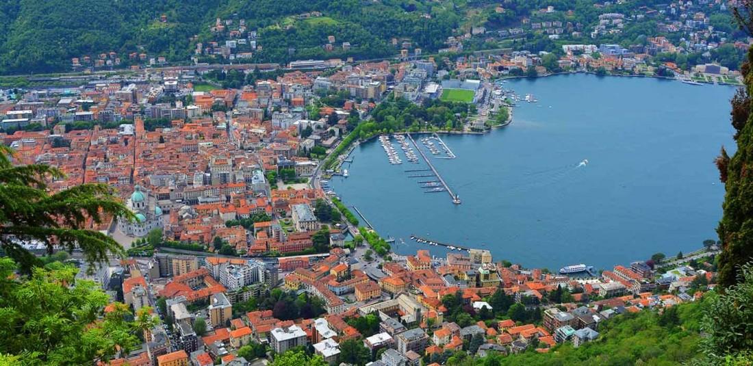 Магията на италианските езера и езерото Лугано 3