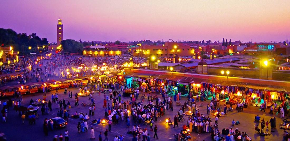 Мароко - Имперски тур - отпътуване всяка събота 4