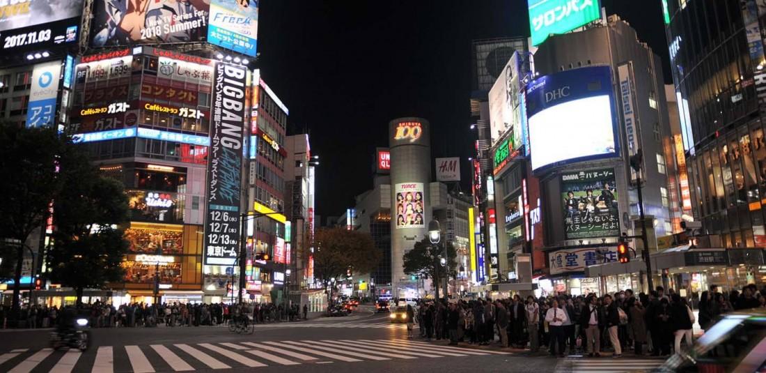 Мегаполисите на Япония 2
