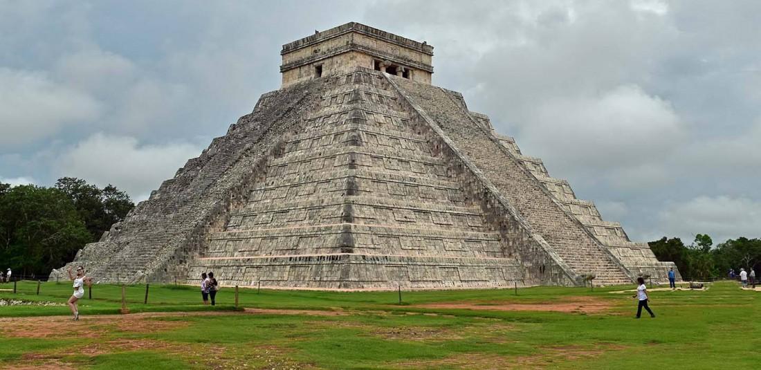 Мексико - Канкун - обиколен тур с водач