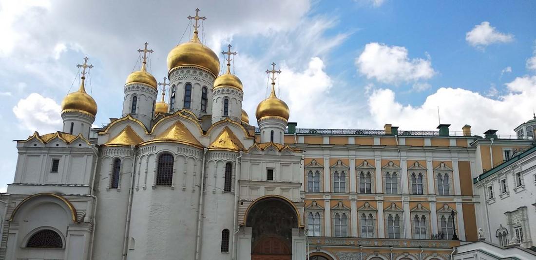 Москва и Санкт Петербург - пролет 2021