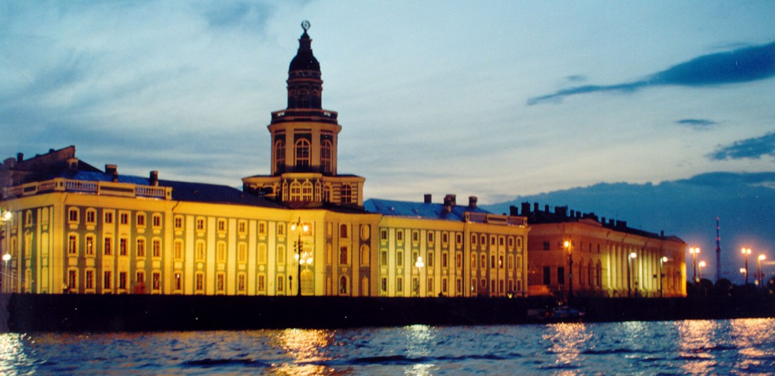 Москва и Санкт Петербург 6