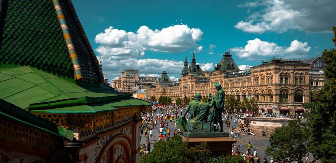 Москва и Санкт Петербург - лято и есен 2021