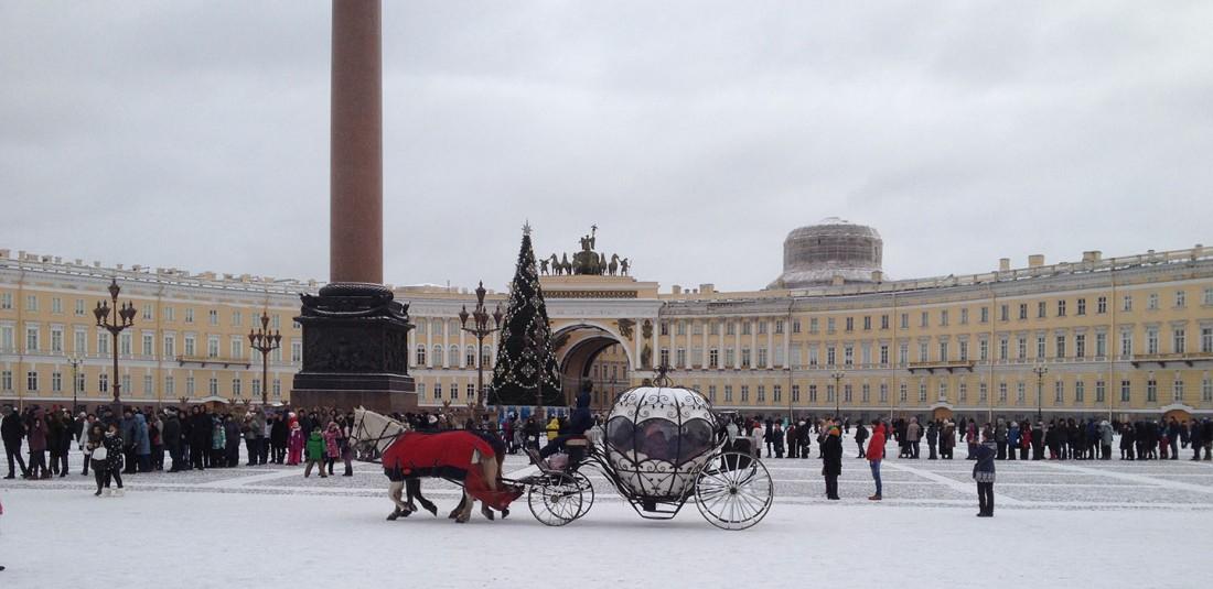 Коледа - Москва и Санкт Петербург 3