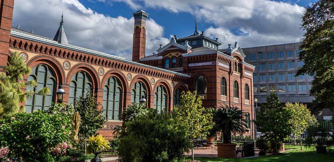 Музеите на Смитсоновия институт