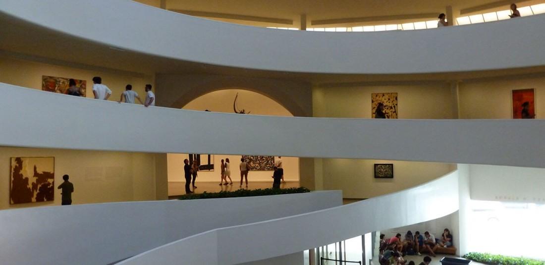 Музей Гугенхайм