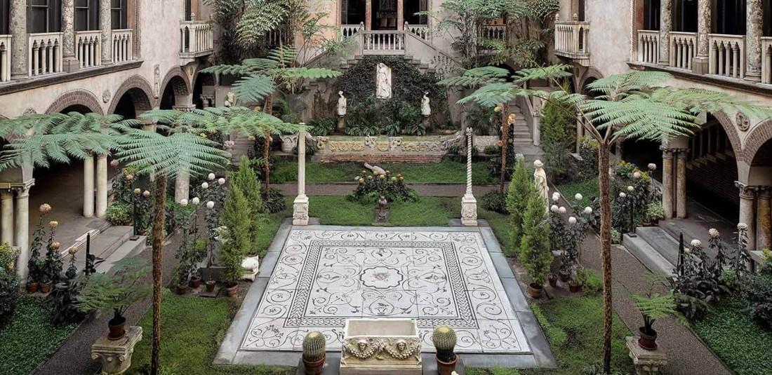 Музей Isabella Stewart Gardner