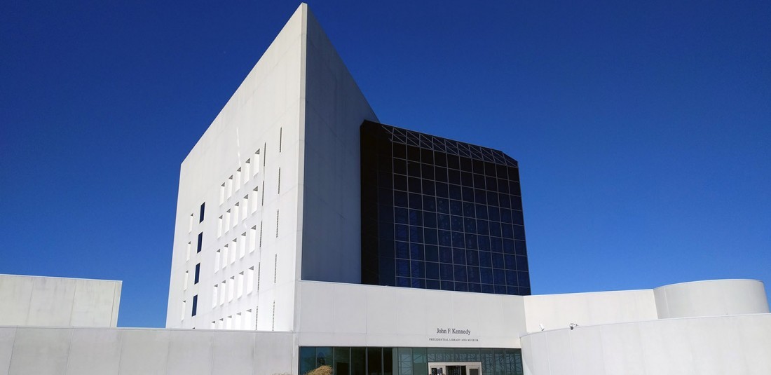 Музей John F. Kennedy