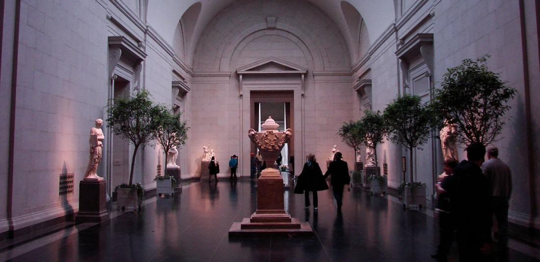 Националната художествена галерия на Смитсоновият институт