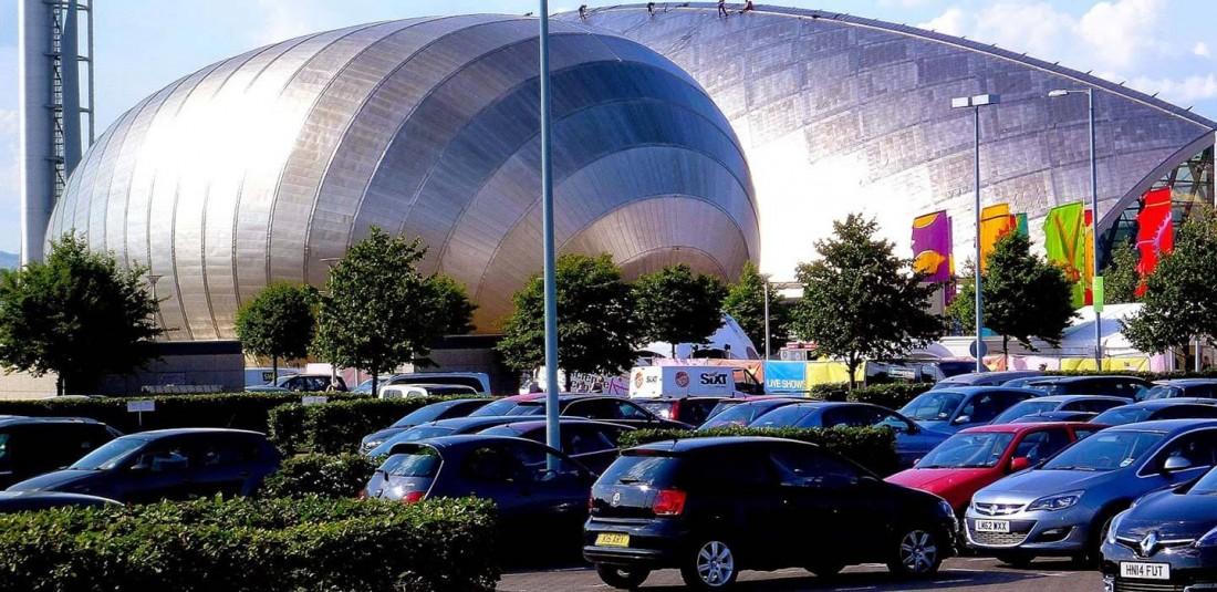 Научният център в Глазгоу