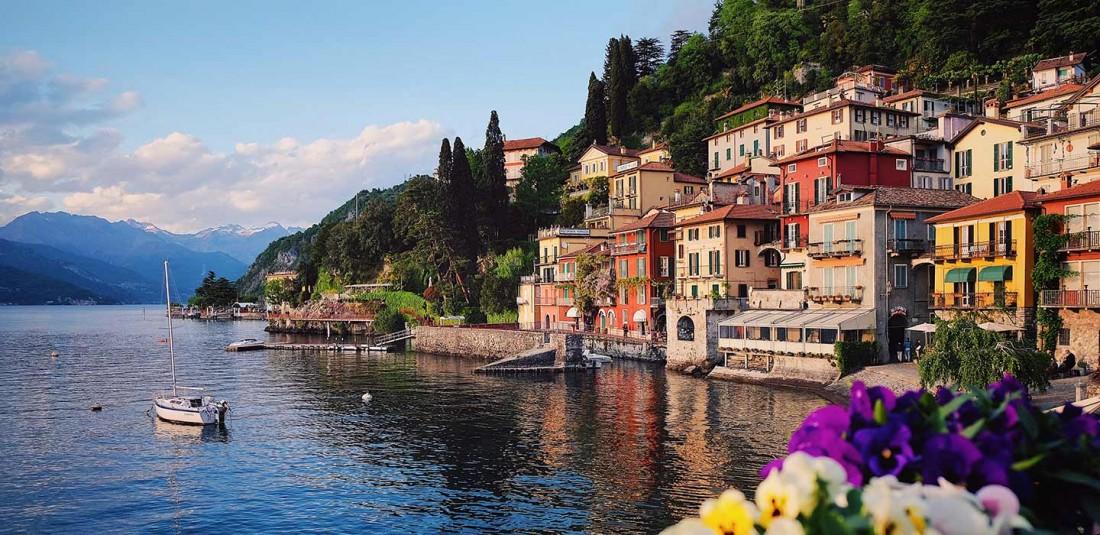 Най-красивите италиански езера