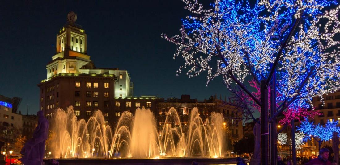 Нова Година - Барселона