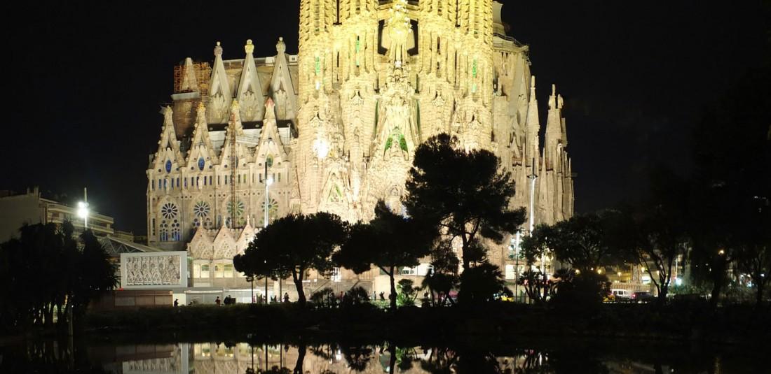Нова Година - Барселона 3