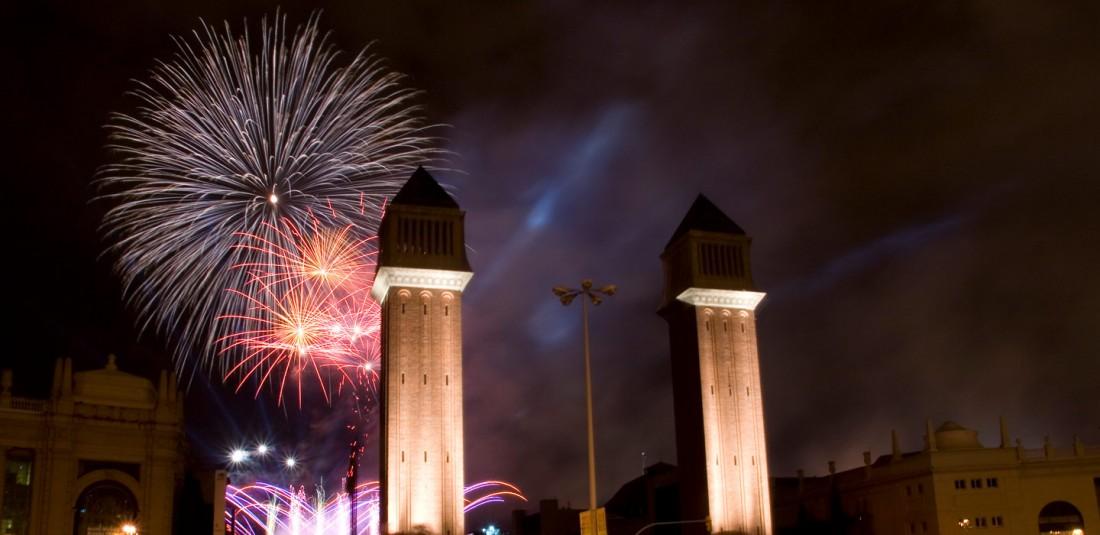 Нова Година - Барселона 2