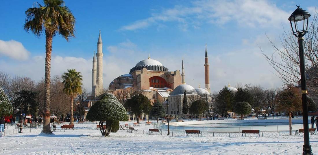 Нова Година - Истанбул - от Варна и Бургас