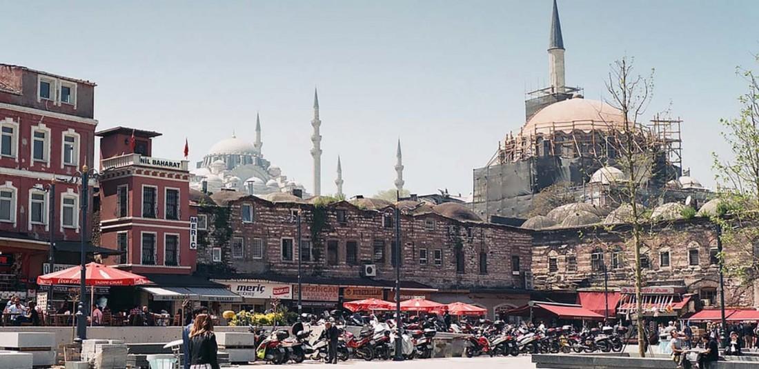 Нова Година - Истанбул - от Варна и Бургас - с 2 нощувки - без PCR тест