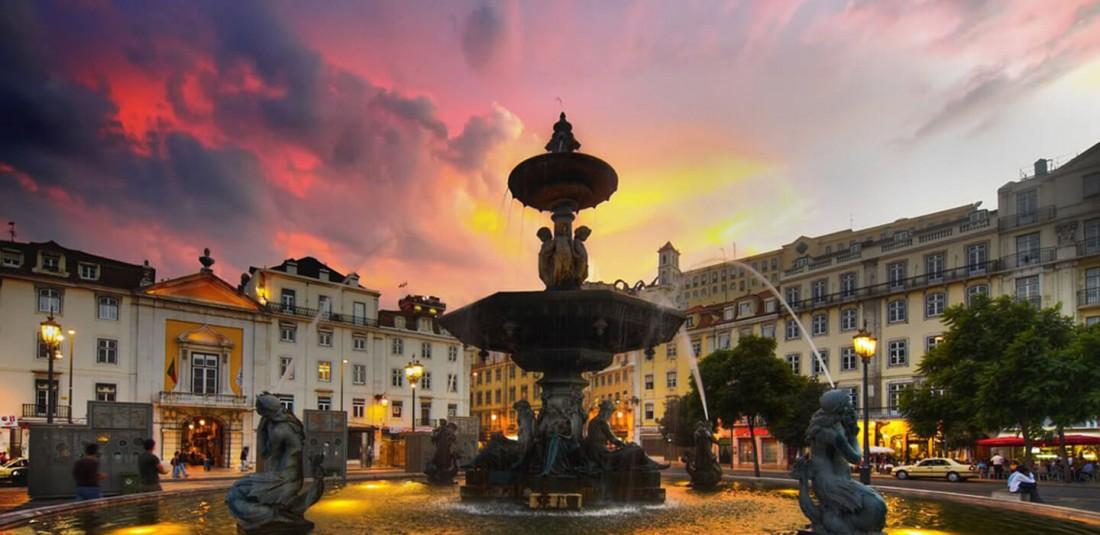 Нова Година - Лисабон 2