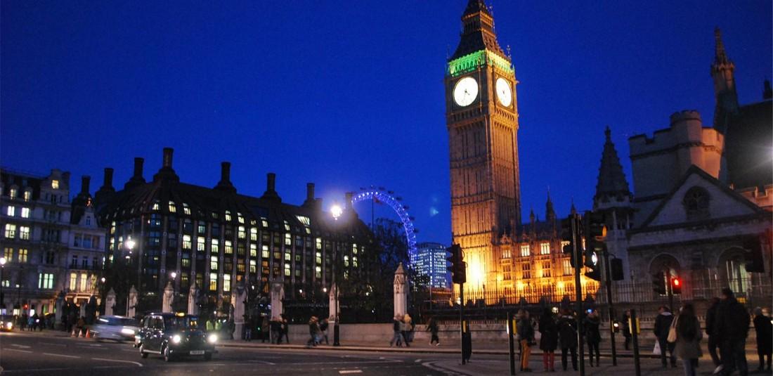 Нова Година - Лондон от Варна 2
