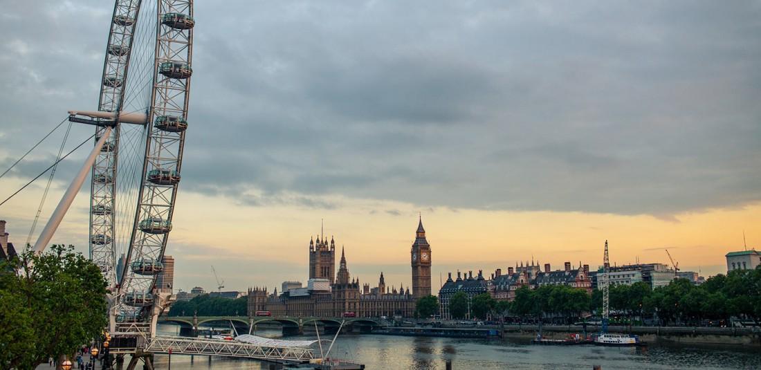 Нова Година - Лондон от Варна