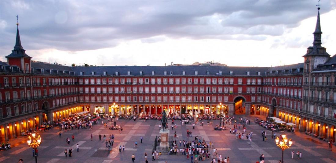 Нова Година - Мадрид 3
