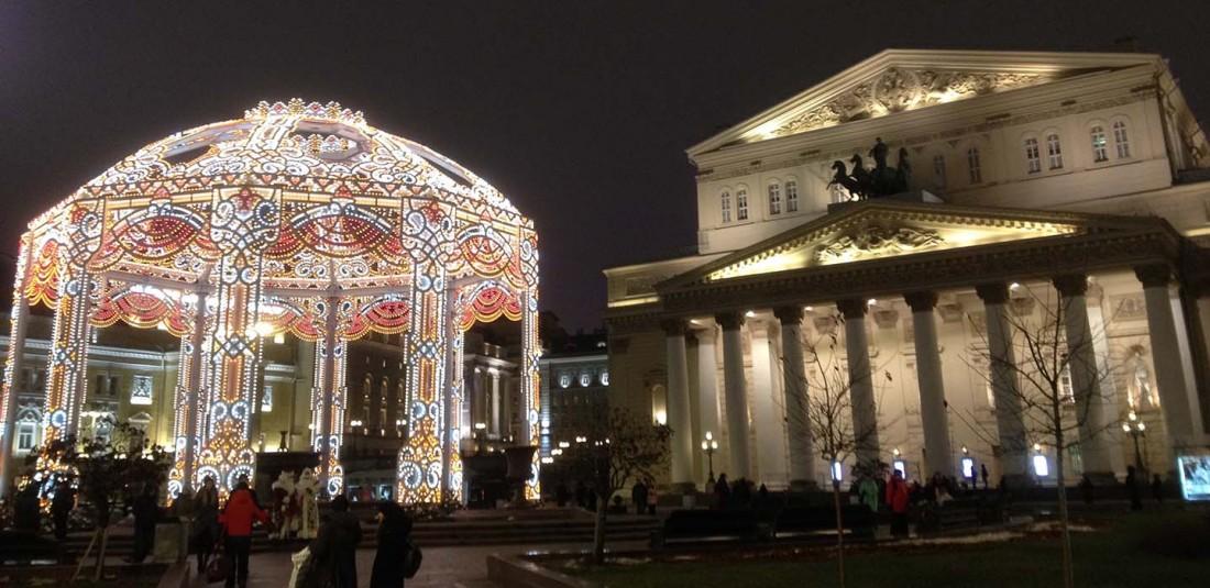 Коледа - Москва и Санкт Петербург 4