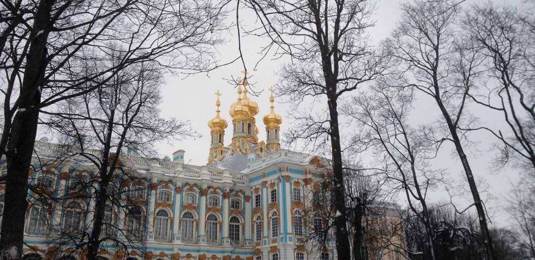 Нова година - Москва и Санкт Петербург