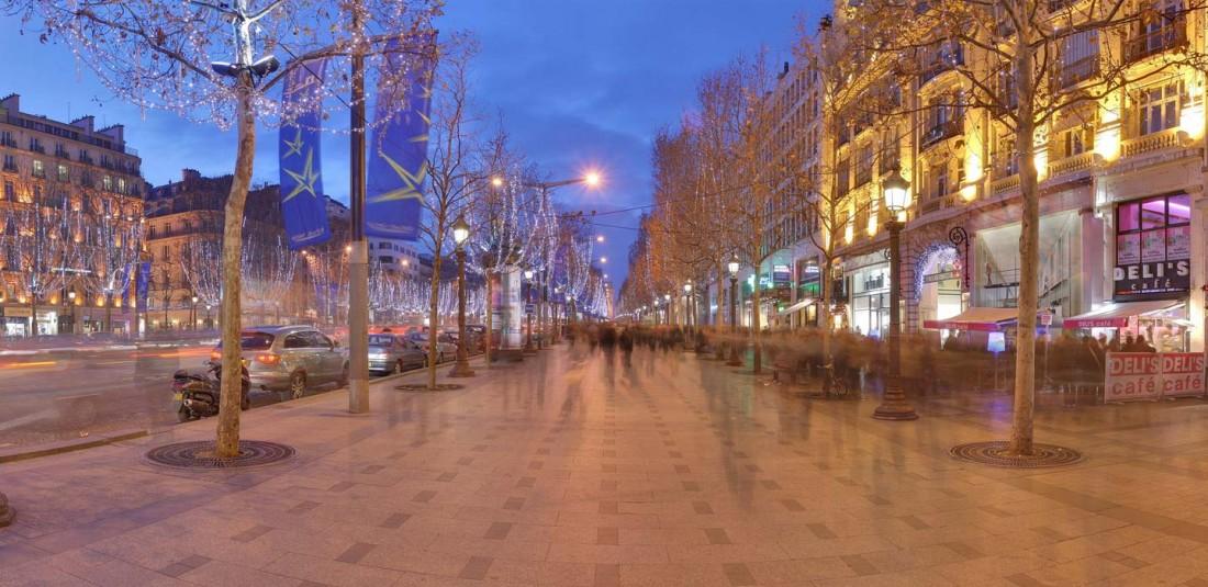 Нова Година - Париж - от Варна 2