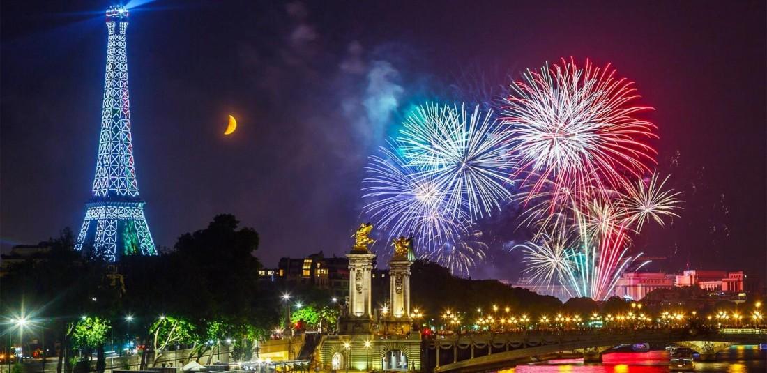 Нова Година - Париж - от Варна