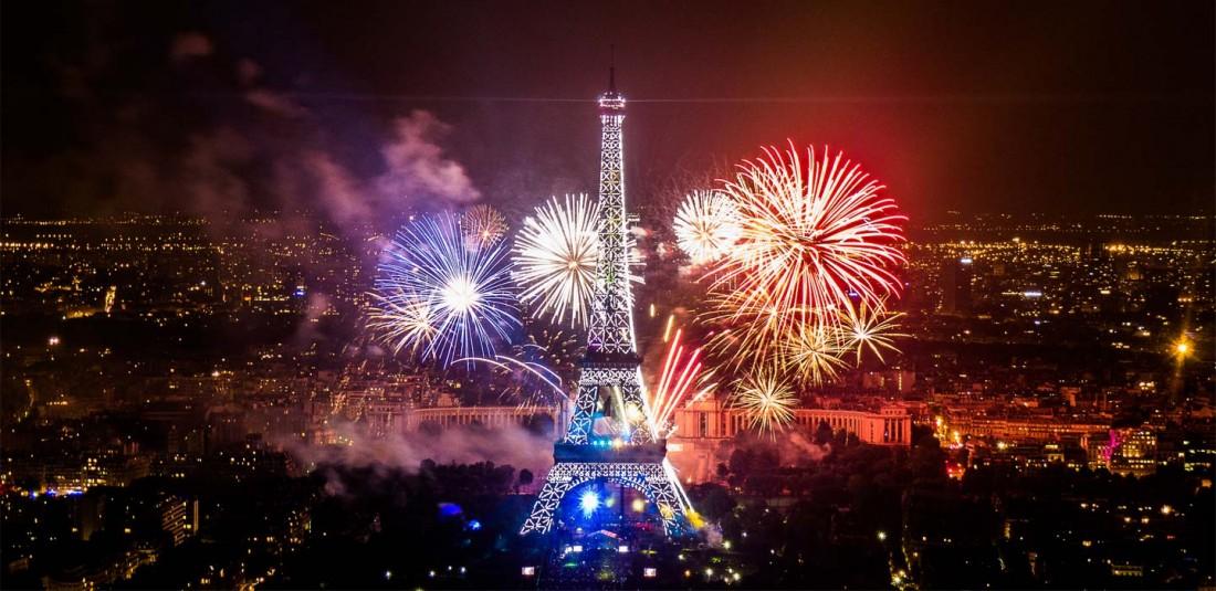 Нова Година - Париж - петдневна