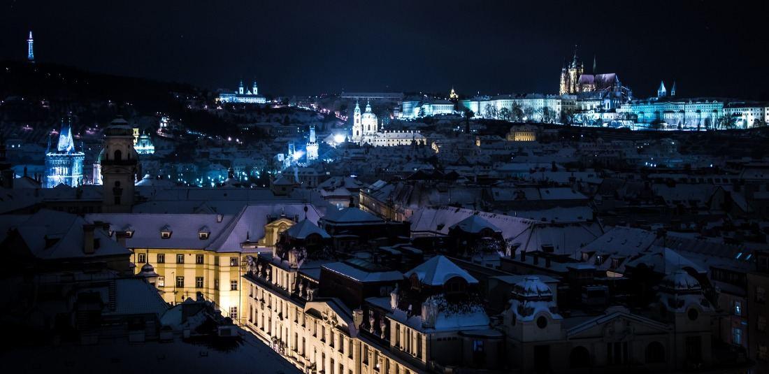 Нова Година - Прага - от Варна