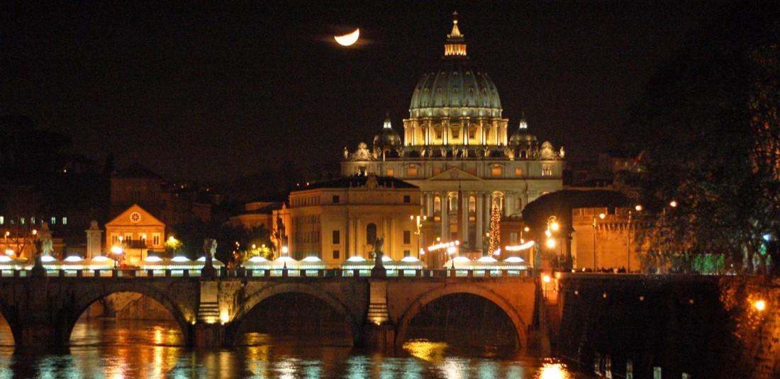 Нова Година - Рим - шестдневна