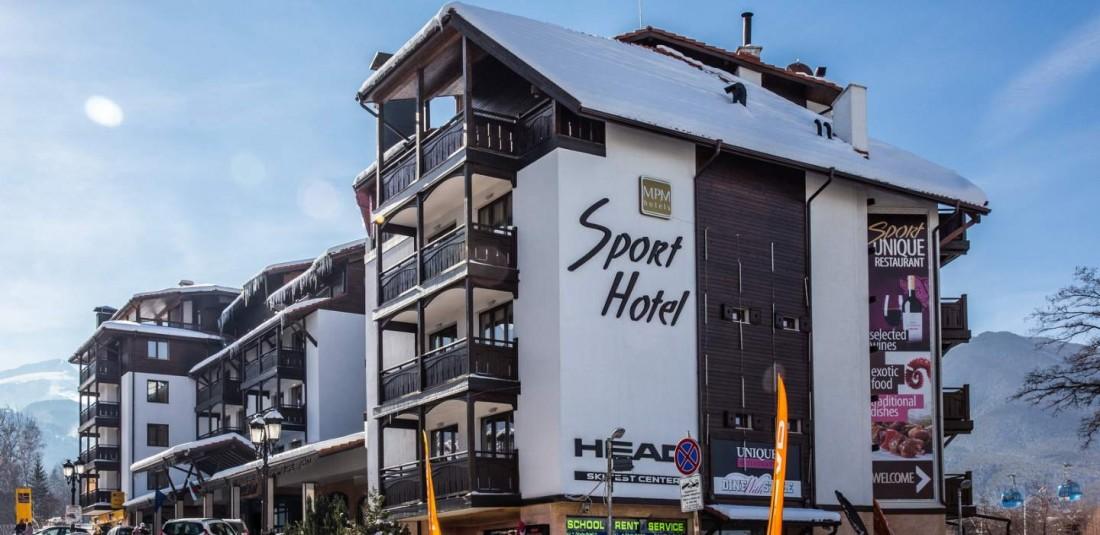 Нова година в Банско - хотел Спорт