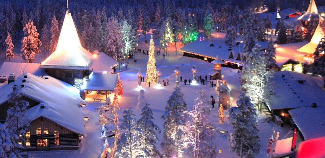 Нова година в Лапландия 4