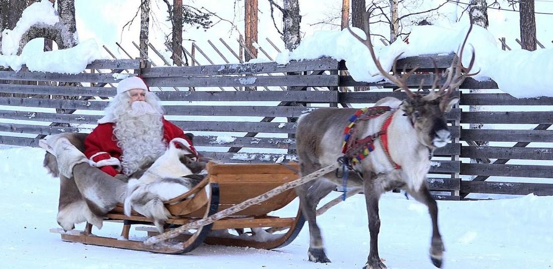 Нова година в Лапландия - свободни места