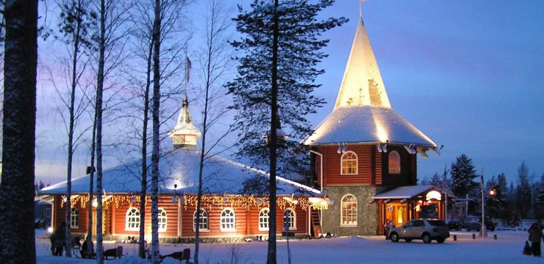 Нова година в Лапландия - свободни места 2