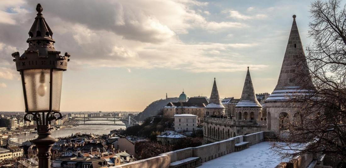 Нова Година - Виена - Будапеща 2