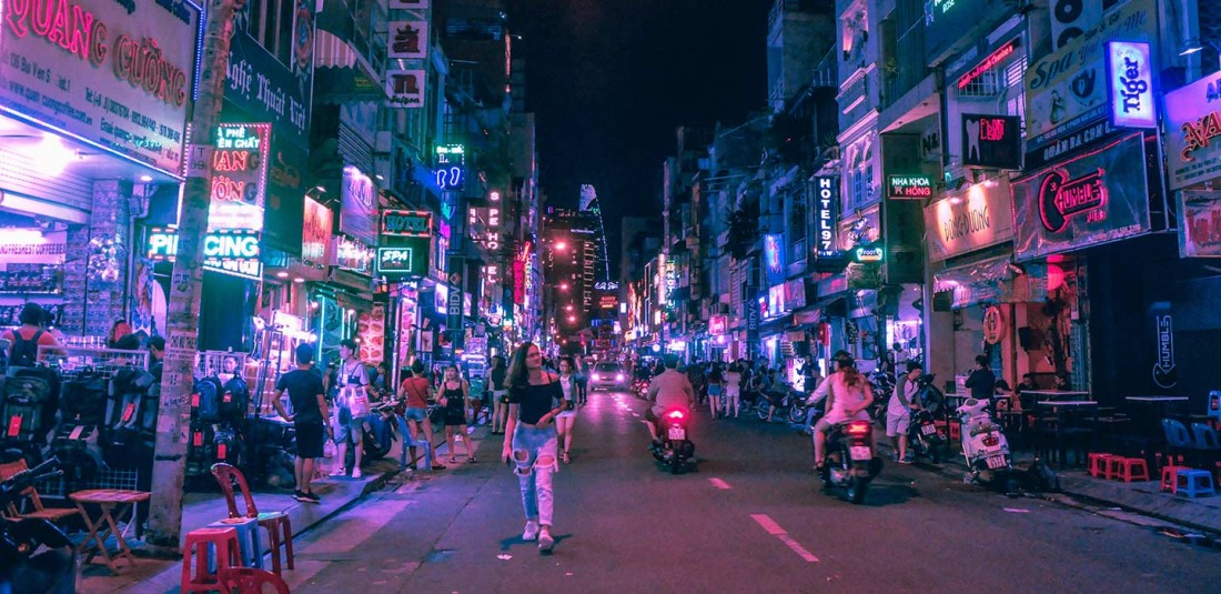 Нова година във Виетнам - Муй Не и Сайгон