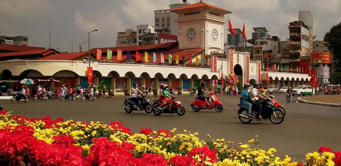 Нова година във Виетнам - Дананг и залива Халонг