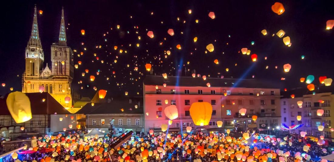 Нова Година - Загреб
