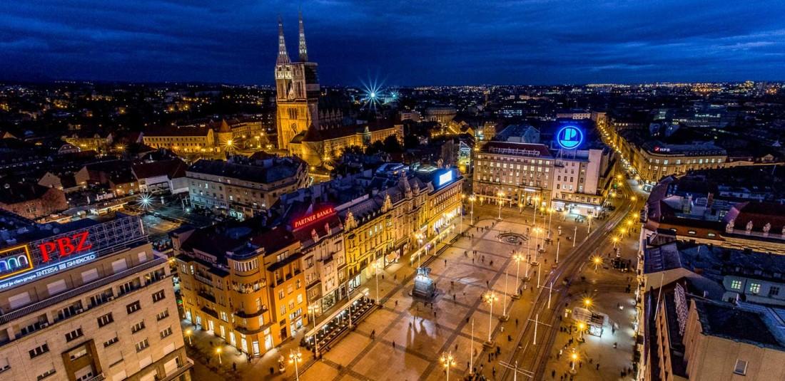 Нова Година - Загреб 2