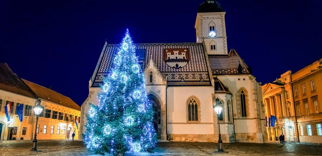 Коледа - Загреб