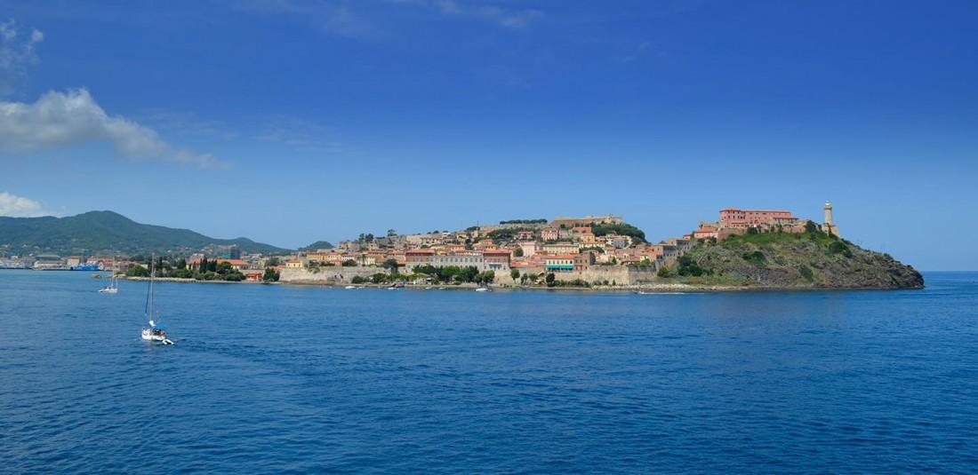 Остров Елба - Тоскана - Чинкуе Тере