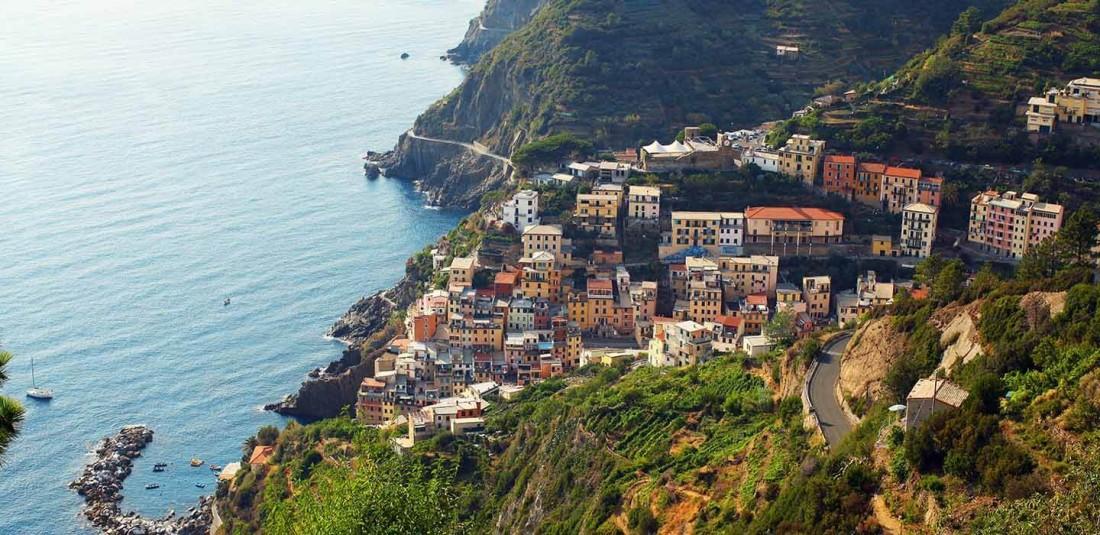 Остров Елба - Тоскана - Чинкуе Тере 6