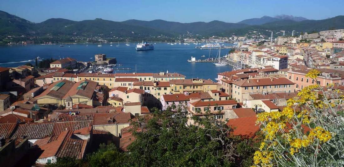 Остров Елба - Тоскана - Чинкуе Тере 4