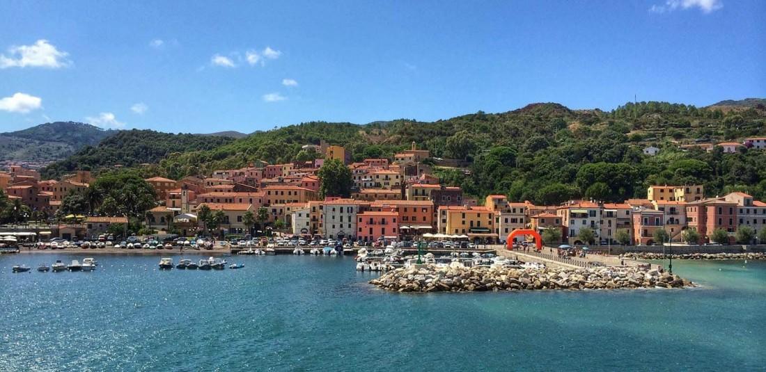 Остров Елба - Тоскана - Чинкуе Тере 2
