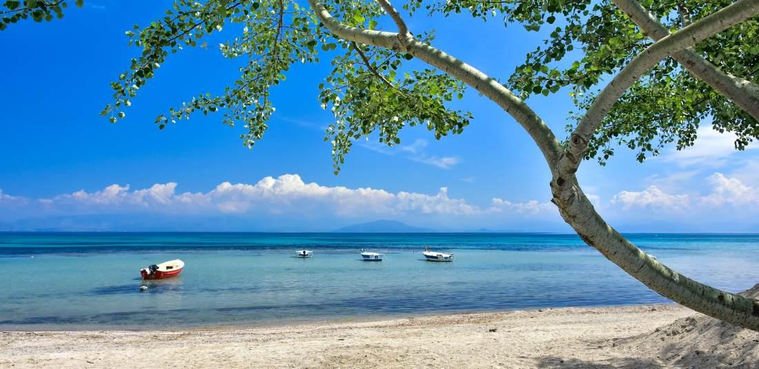 Остров Корфу - петдневна - самолет - 6-ти септември