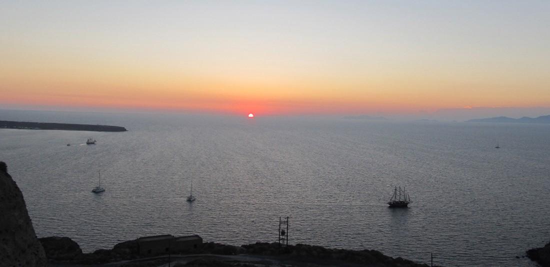 Остров Санторини 5