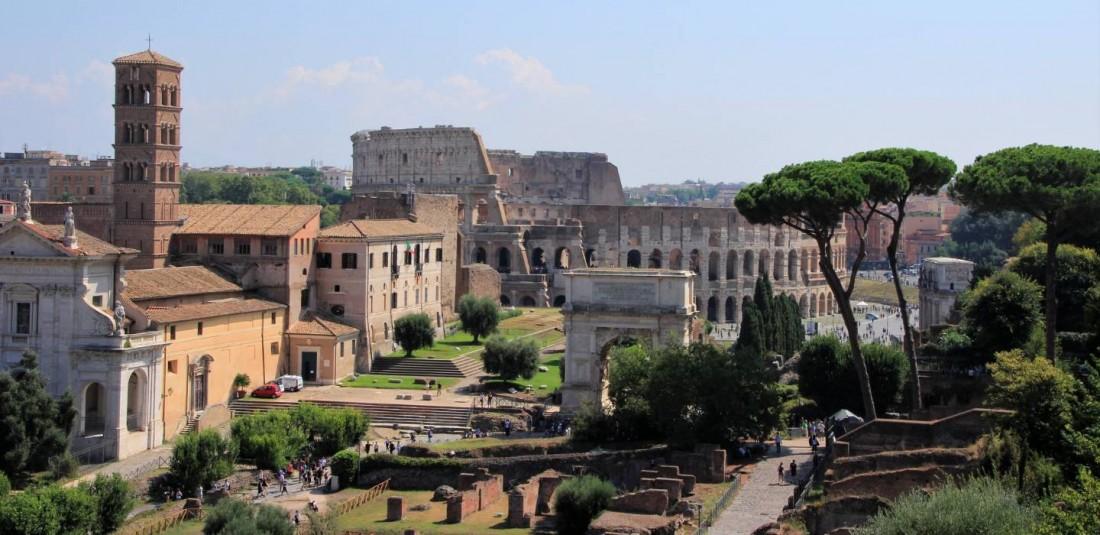 Отново Рим 3