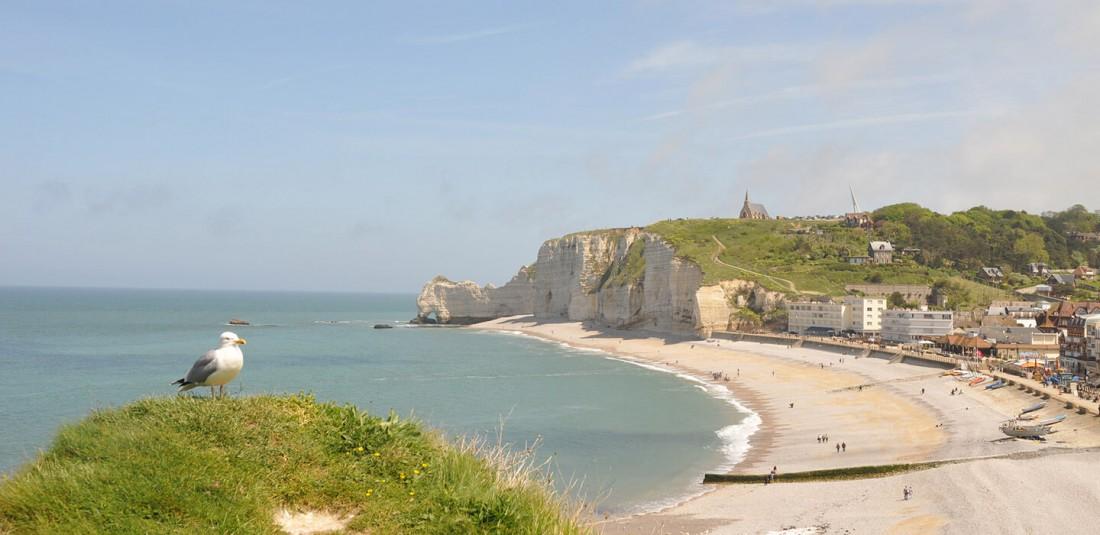 Париж и разцъфналия бряг на Нормандия 2