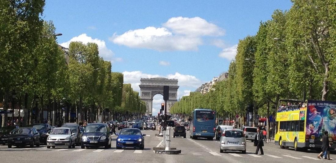 Париж и разцъфналия бряг на Нормандия 8